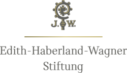 Logo Edith-Haberland-Wagner Stiftung