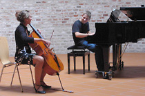 Maria Well (Cello) & Gregor Mayrhofer (Piano)